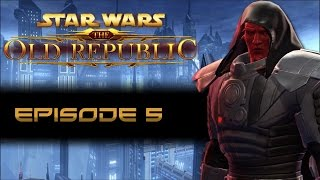 Star Wars: The Old Republic Sith Warrior - Episode 5 - The Ravager