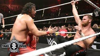 Shinsuke Nakamura vs Sami Zayn (MOTY 2016 NXT) FULL MATCH
