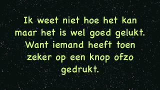Knal (een liedje over het ontstaan van de sterren en planeten)