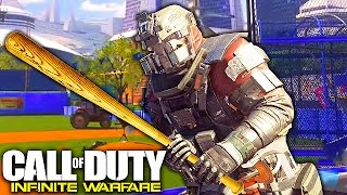 Infinite Warfare Funny Moments! (Baseball Glitch, Flying Dog, Trolling)