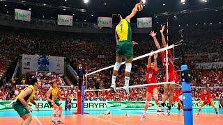 Giba ● Legendary Volleyball Player ● HD