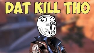 The FUNNIEST OVERWATCH Accidental Kill... | Funny Overwatch Series 8