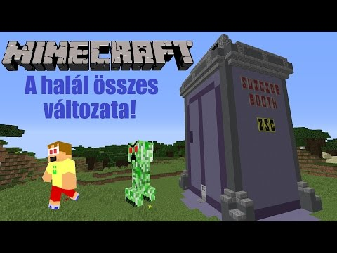 Xxx Mp4 Minecraft Dumb Ways To Die Custom Map A Halál összes Változata 3gp Sex