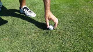 How to hit a heater off a tight tee with a hybrid or fairway wood...w/ Jake Reeves