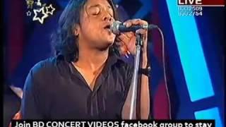 Warfaze  Shomoy  (Desh tv live)