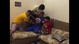 সোনা বন্ধু তুই আমারে মাইরালা  (Just watch...and laugh non stop..........