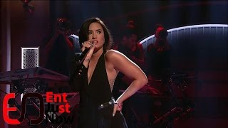 #2015OLDDAYS: Demi Lovato - Cool For The Summer/Confident Medley Live on Saturday Night Live