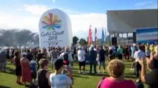 Commonwealth Games 2018 Gold Coast official emblem launch