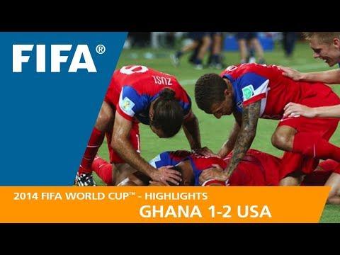 GHANA v USA (1:2) - 2014 FIFA World Cup™