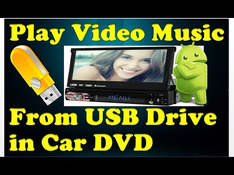 Xxx Mp4 PLAY VIDEO FROM USB ON CAR Stereo DVD Player ✔ Dash DVD Systems Pioneers JVC Kenwood GET SMART 3gp Sex