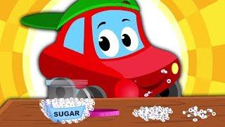 johny johny ja Papa | Reime für Kinder | Vorschul Lieder | Nursery Rhymes For Kids | Baby Rhymes