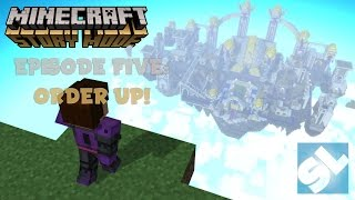 Minecraft Story Mode Episode 5: Order Up! | No Commentary