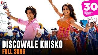 Discowale Khisko - Full Song | Dil Bole Hadippa | Shahid Kapoor | Rani Mukerji