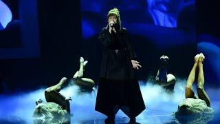 Andra - Cine iubeşte şi lasă. Vezi aici cum cântă Izabela Simion, la prima gală live X Factor!