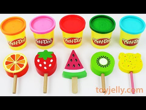 Xxx Mp4 Toy Ice Cream Play Doh Popsicles Learn Colors For Babies Toddlers Preschoolers Kinder Sursrise Eggs 3gp Sex