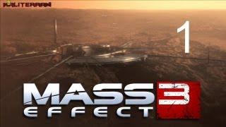 Mass Effect 3 | Parte 1 | Español | Guía