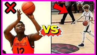 Why Zion Williamson will SUFFER IN COLLEGE!! Zion can