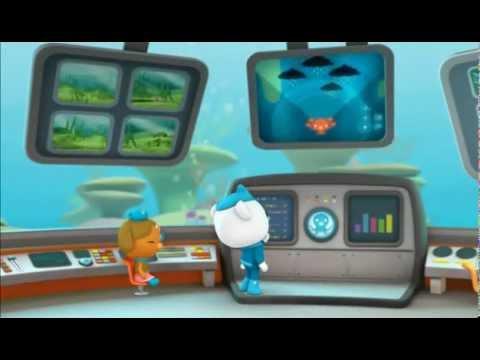 The Octonauts & The Undersea Storm Series 1 Episode 2