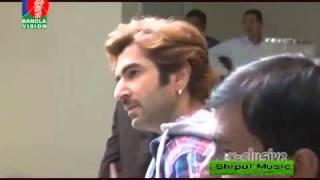 Badshah 2016 Bengali Movie Shooting  By jeet & Nusrat HD