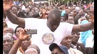 Thousands celebrate Kabaka's 60th birthday