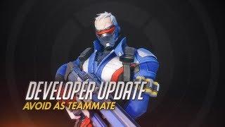 Developer Update   Avoid as Teammate   Overwatch