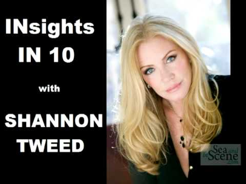 Shannon Tweed INsights IN 10 with Sea and be Scene
