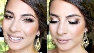 Jessica Alba Inspired Makeup Tutorial