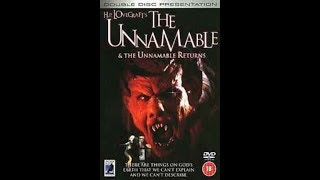 El innombrable / The unnamable (1988) Trailer USA