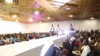 Ethnik Fashion Show à la Caistab - Plateau - Abidjan (6 Aout 2015)
