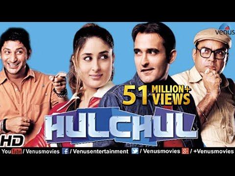 watch Hulchul | Hindi Movies 2016 Full Movie | Akshaye Khanna | Kareena Kapoor | Bollywood Comedy Movies