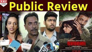 Public Review Of 'BHOOMI' | Sanjay Dutt, Aditi Rao Hydari