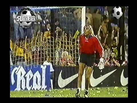 Boca Jrs 5 vs Universidad Catolica 0 Copa DIRECT TV 1998 Despedida de Hugo Gatti