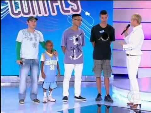 Tv Xuxa 22 10 2011 O Passinho do Funk So Brabo 2
