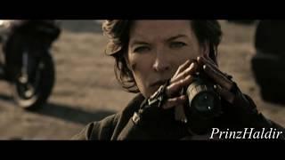Resident Evil - The Final Chapter (Crash Poet)