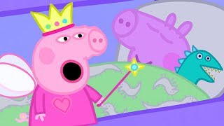 Peppa Pig Świnka Peppa po Polsku | Świnka Peppa nie może zasnąć | Bajki Po Polsku