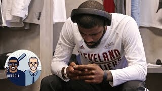 Kyrie Irving Allegedly Unfollows LeBron James On Instagram   Jalen & Jacoby   ESPN