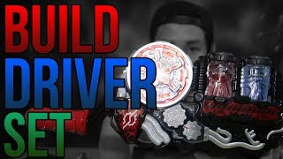 PALING UP TO DATE!  -  BUILD DRIVER with Holder DX review Indonesia kamen rider BUILD (Le-View #11)