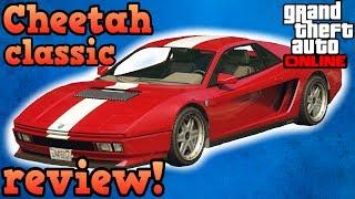 Cheetah classic review! - GTA Online