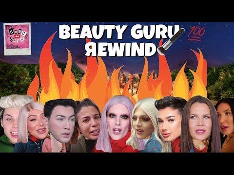 YOUTUBE REWIND: BEAUTY GURU EDITION 2018