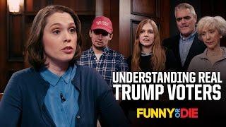 Understanding Real Trump Voters
