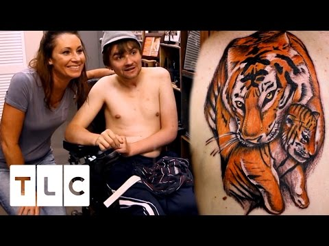 Xxx Mp4 Tattoo Of The Tiger That Saved My Life Tattoo Girls 3gp Sex
