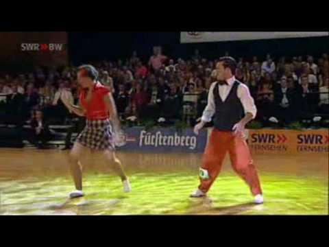 The Boogie Woogie s World Champion 2009 William Mauvais & Maéva Truntzer