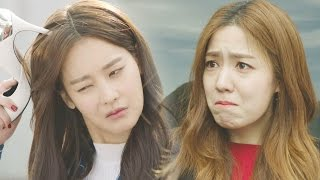 Lee Ha Nui & Oh Yeon Seo, cutie threatening|《Come Back Mister》 돌아와요 아저씨 EP08