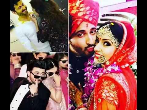 Wedding Album Of  Sasural Simar Ka  Fame Actor Dheeraj Dhoopar hd vidios image
