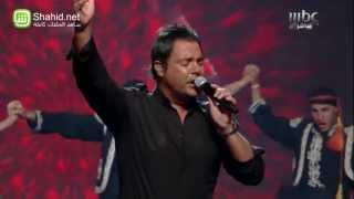 Arab Idol - عاصي الحلاني - فلكلور