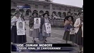 Testimonio de Osman Morote Barrionuevo de SL
