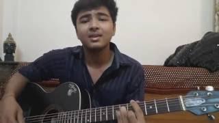 Aadat cover  on guitar by Ishaan Mishra |•| Aatif Aslam |•| Jal band