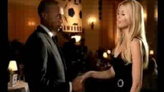 pepsi gold ad claudia schiffer, thierry hen
