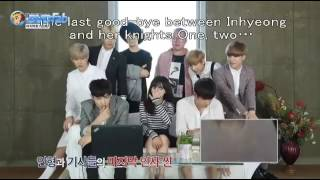 GOT7 reacting to JB kissing scene from Dream Knight