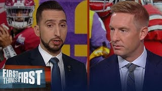 Clemson may win it all still, they'll be tough to beat — Joel Klatt | CFB | FIRST THINGS FIRST